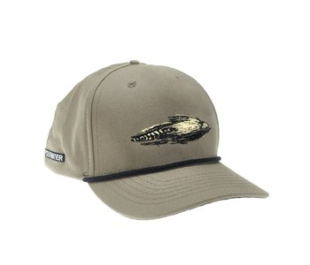 Rep Your Water Big Streamer Hat