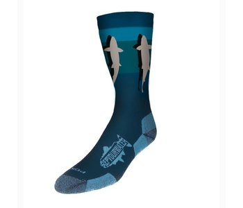 Rep Your Water Cruiser Trout Socks