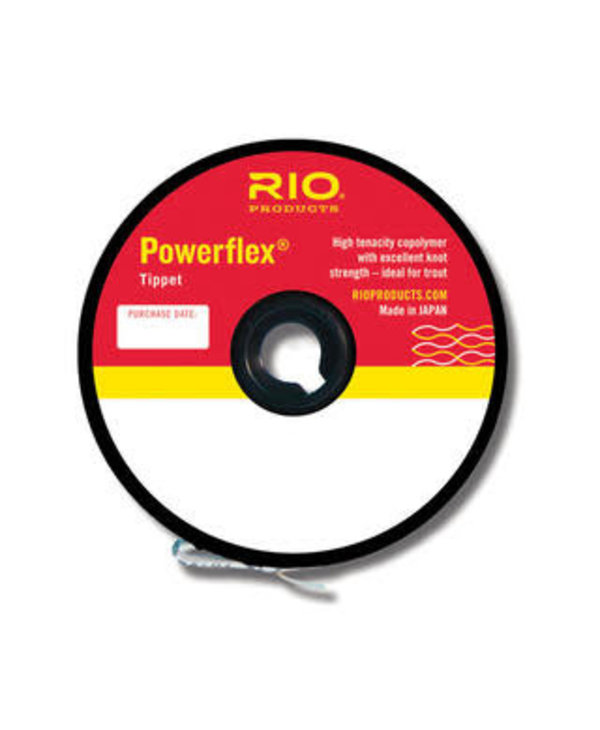 RIO Powerflex Tippet 30yd