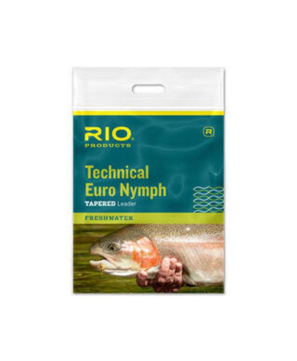 Rio Tech Euro Nymph P/Y 14'