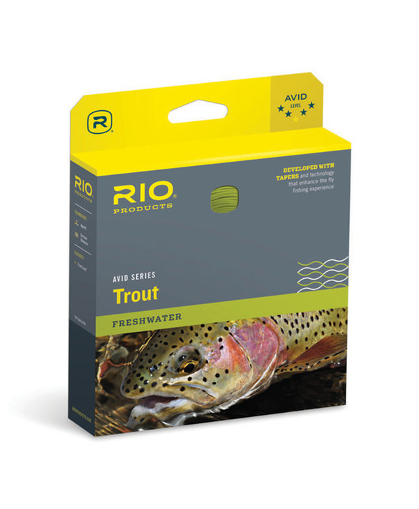 RIO Avid Trout Floating Fly Line