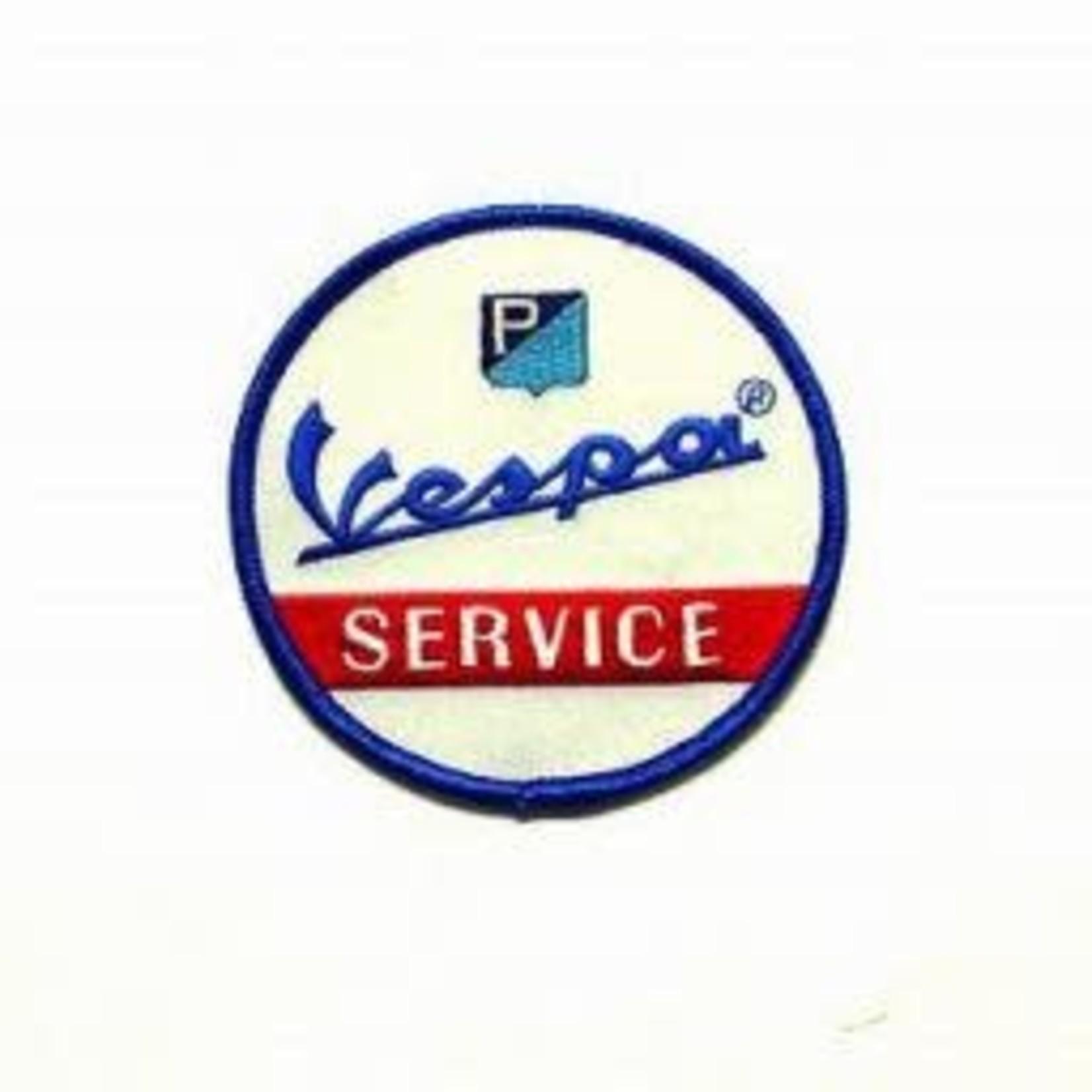Lifestyle Patch, Vespa Service