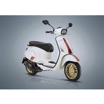 Vehicles Vespa, 2021 Sprint 50 i-GET Racing 60's Edition White