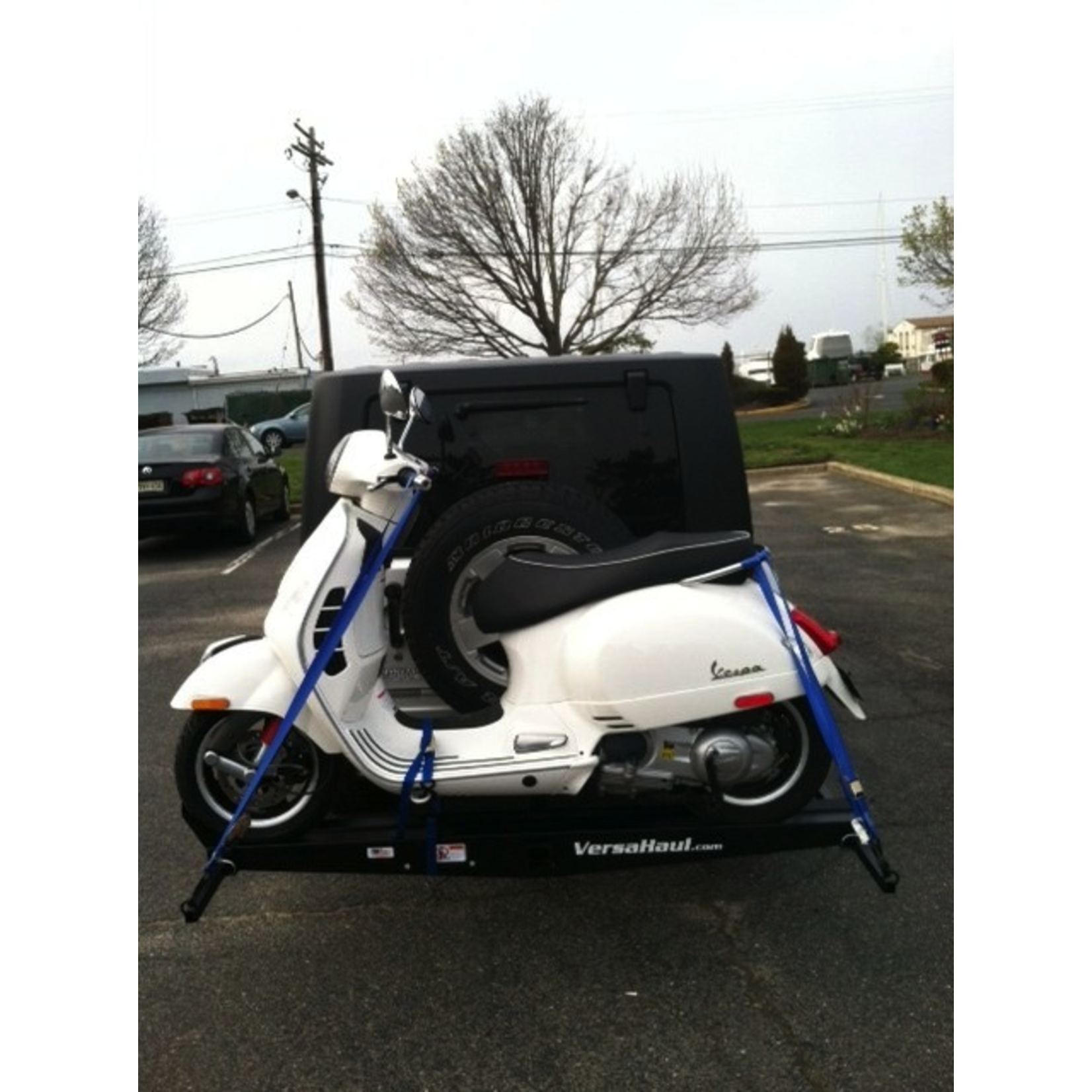 Accessories Versa Haul Scooter Carrier For Class 3 Hitch