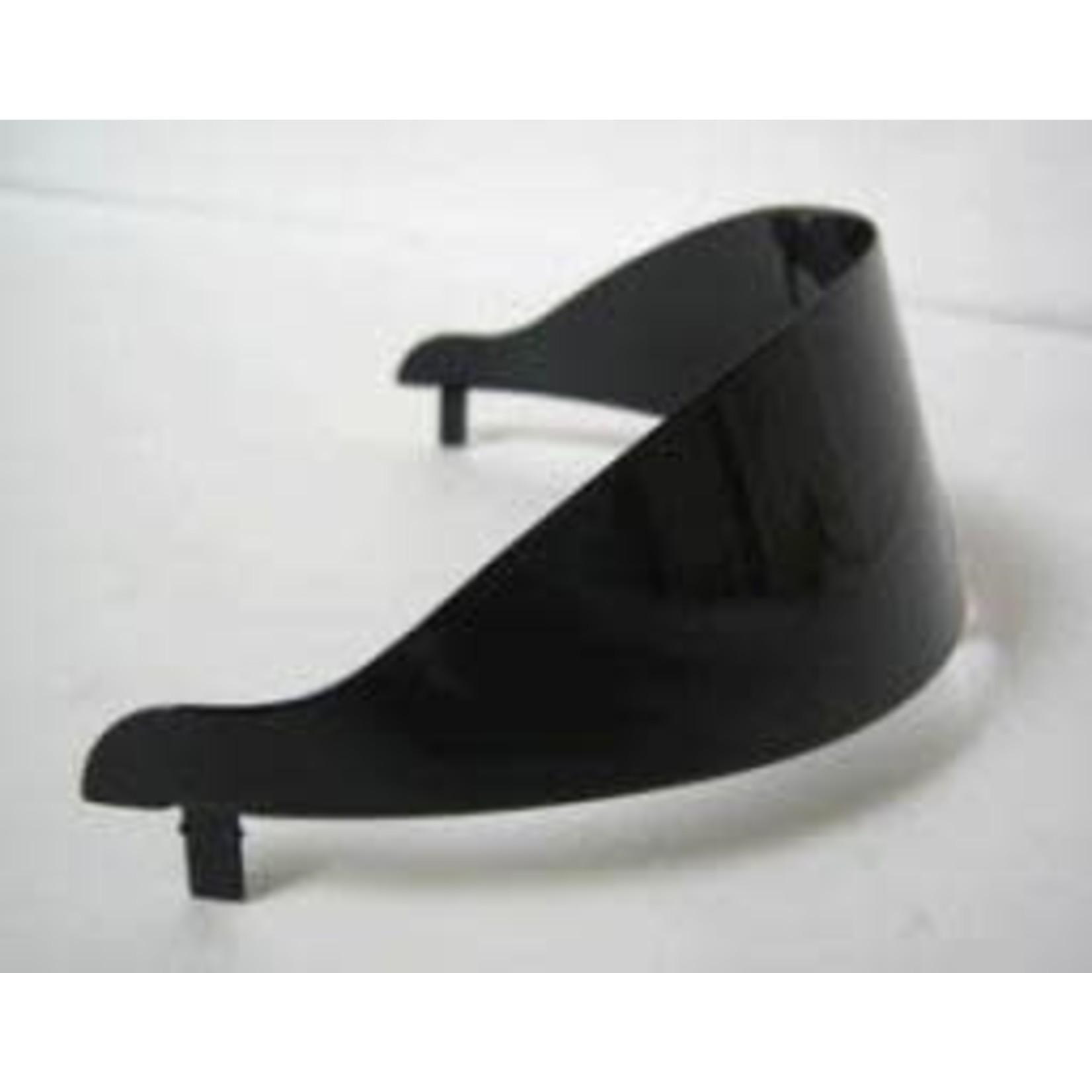 Accessories Headlamp Visor, Black Gloss GTS/LX Small