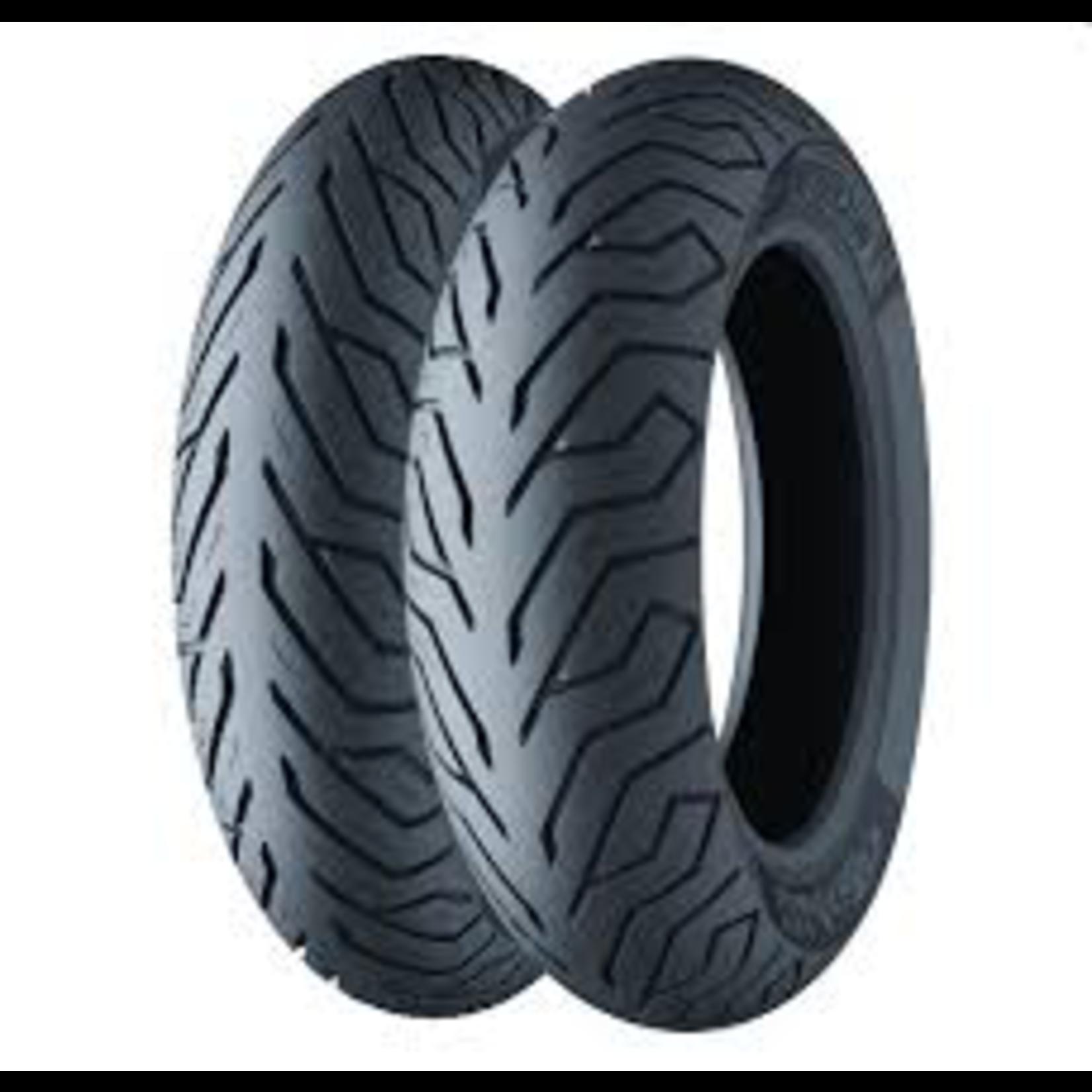 Parts Tire, 130/70-12 Michelin City Grip Reinforced (Rear)