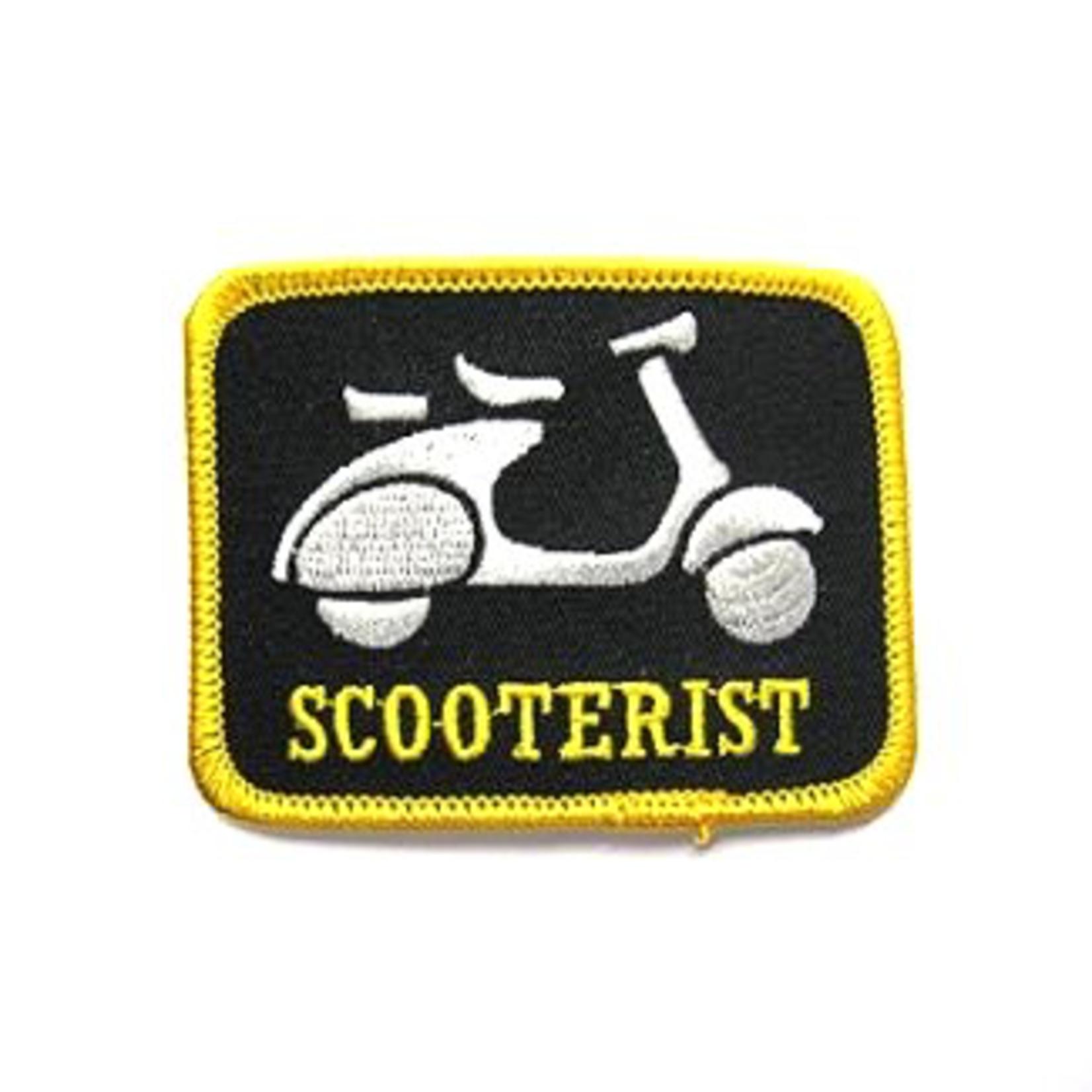Lifestyle Patch, 'Scooterist'