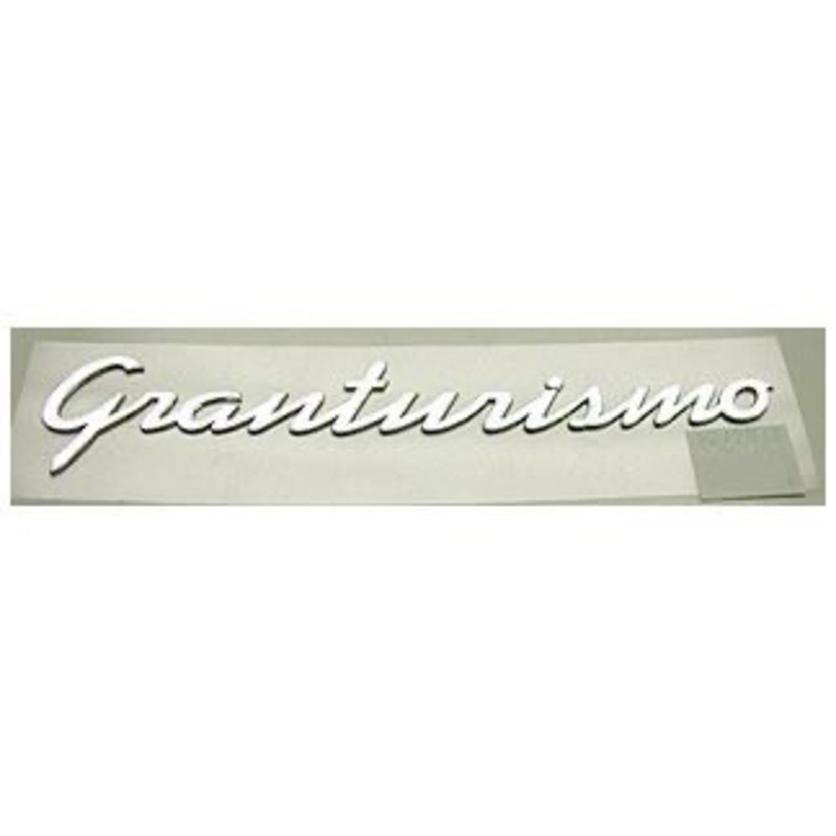 Parts Emblem, 'Granturismo'