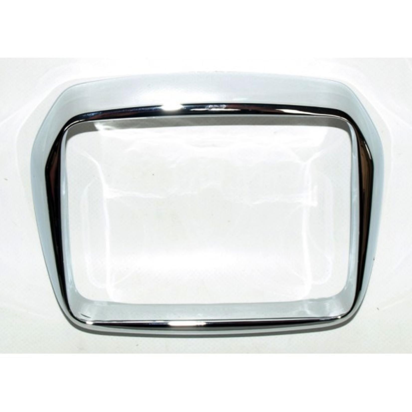 Parts Headlamp Frame, Vespa S Chrome Bezel