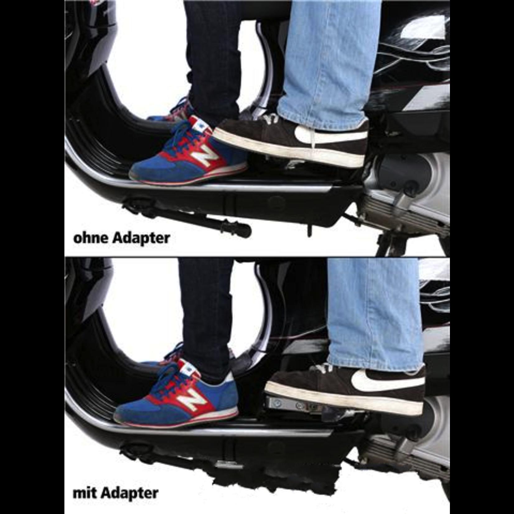 Accessories Foot Peg Extender, Vespa GT/GTS GTV