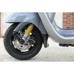 Accessories Mud Flap, GTS/V Front Mudguard Silver SLUK Extension