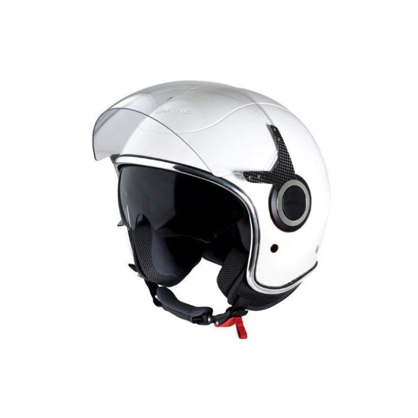 Apparel Helmet, Vespa VJ White