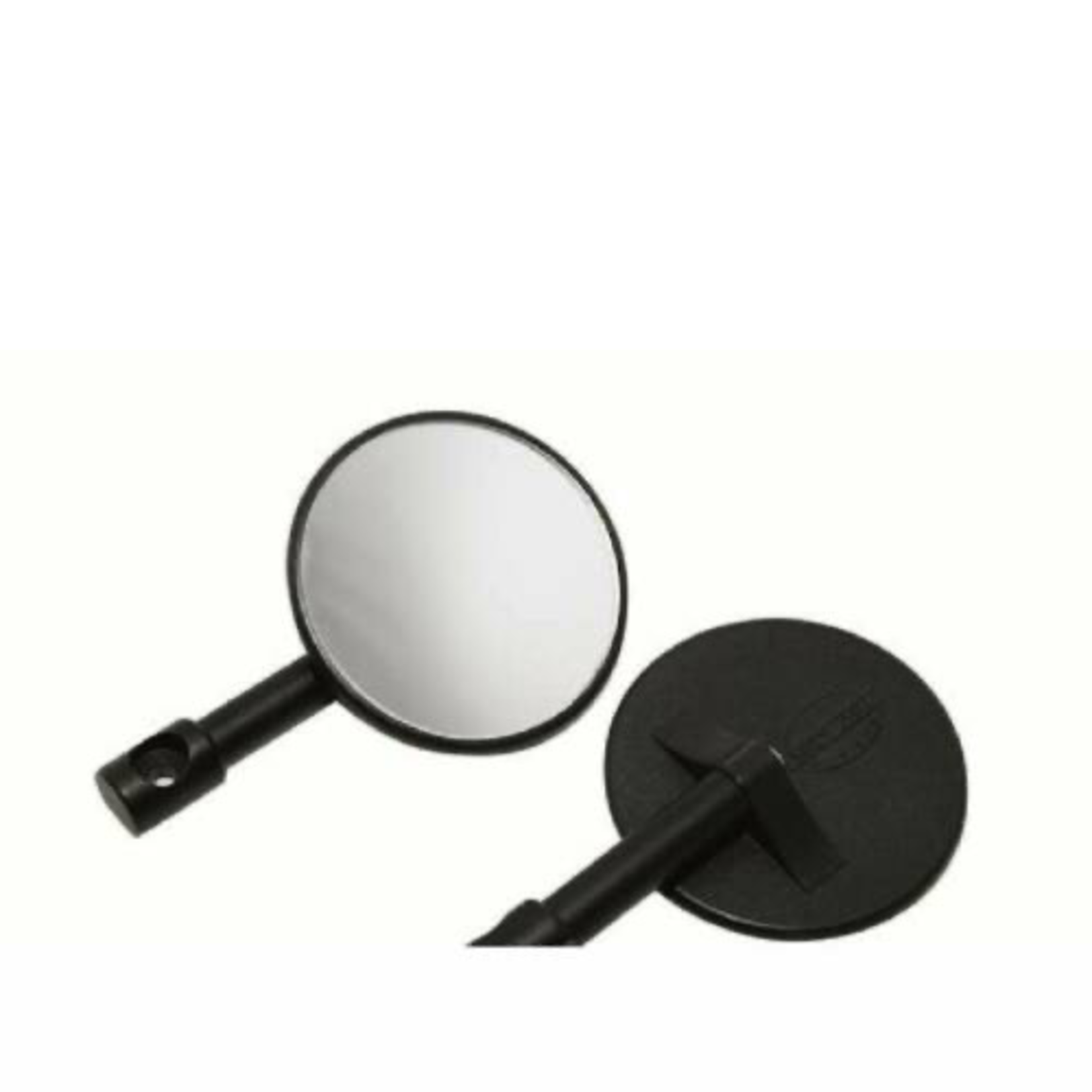 Parts Mirror Set, Bar End Mini 82mm
