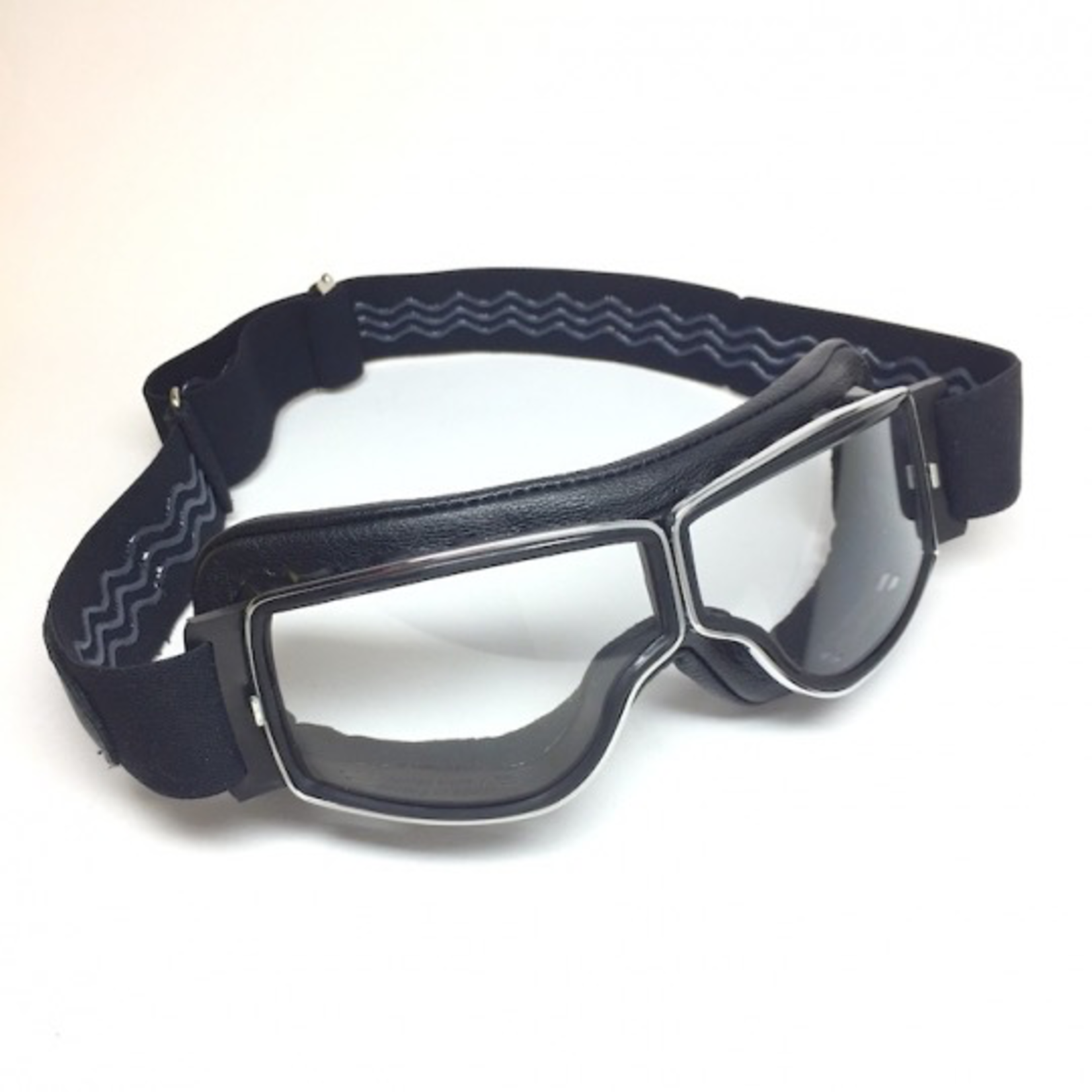 Lifestyle Goggles, Aviator T2 Black/Chrome