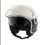Apparel Helmet, Vespa VJ White/Blue Yacht Club Edition