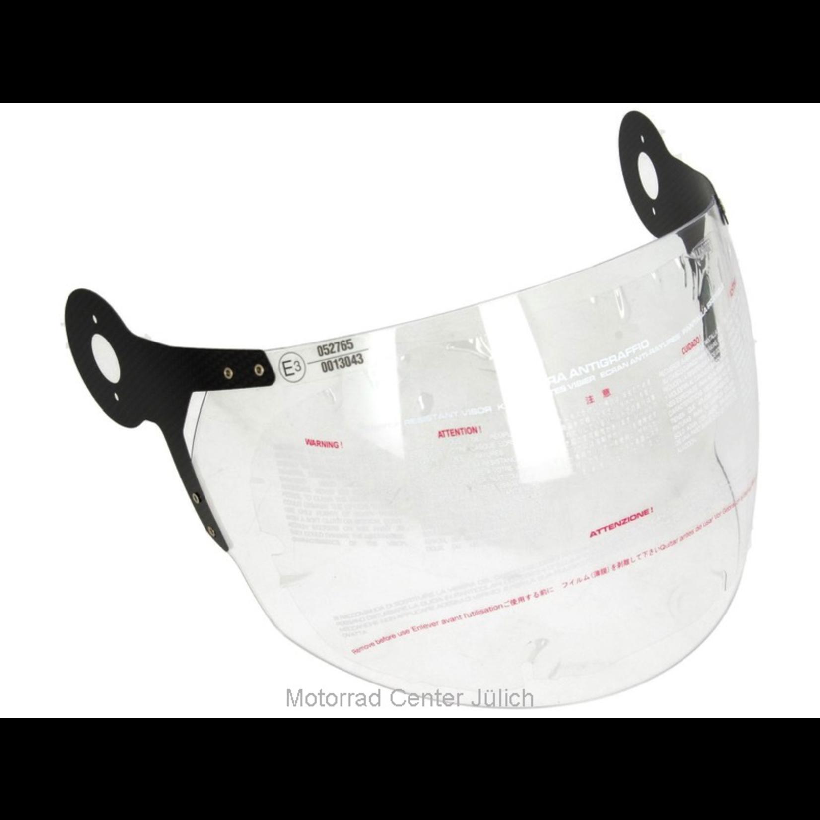 Accessories Visor, Vespa VJ Series Clear