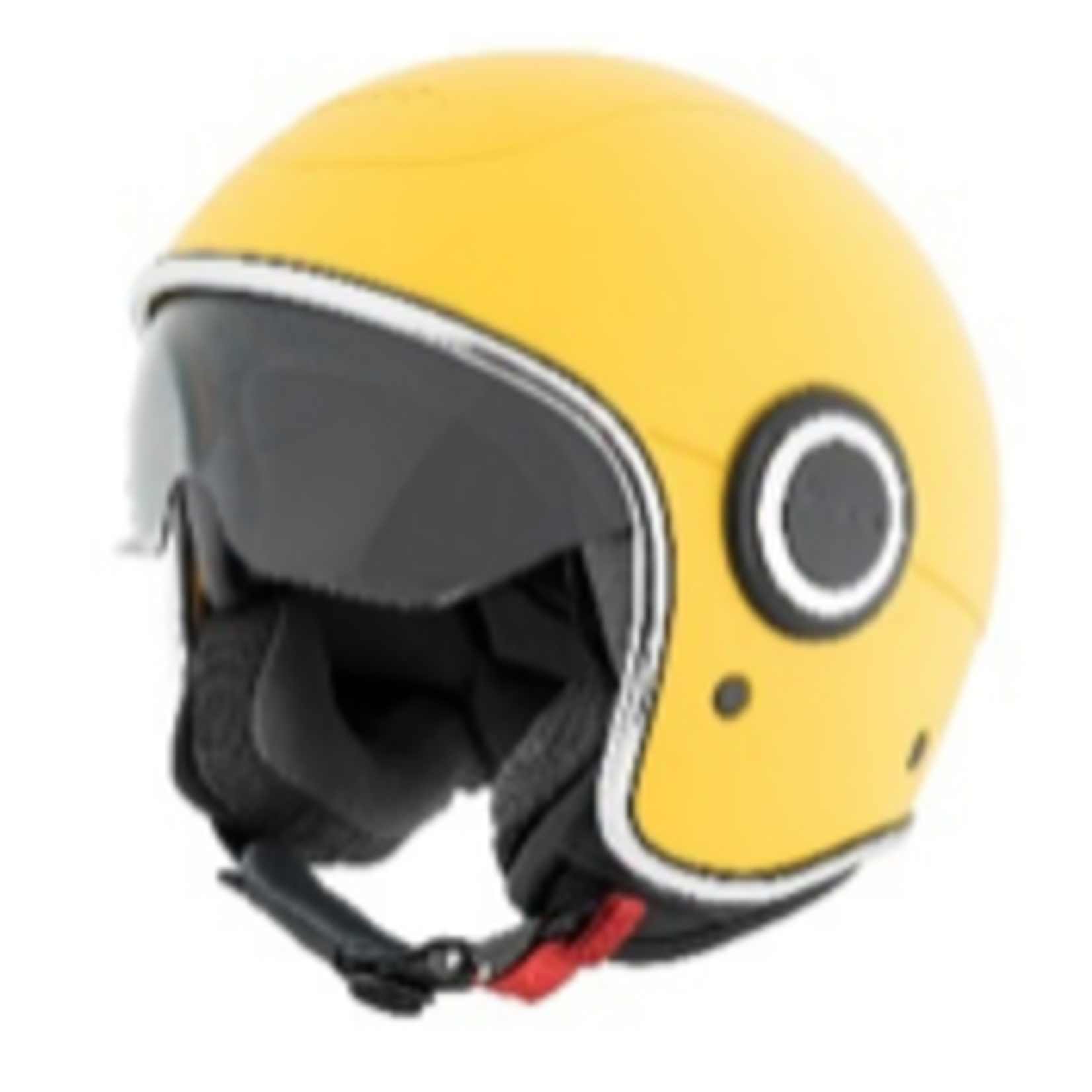 Apparel Helmet, Vespa VJ1 Yellow 974/A