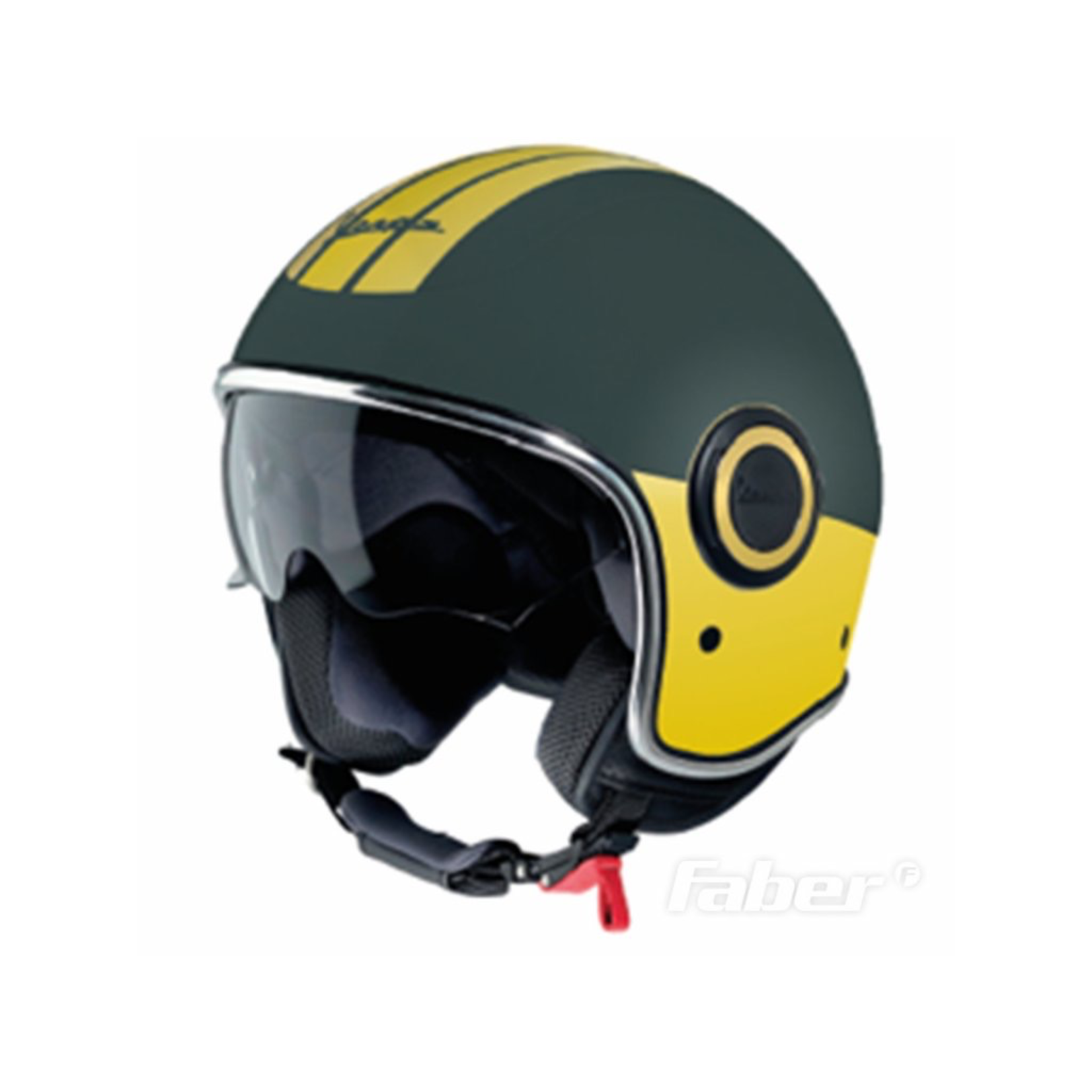 Apparel Helmet, Vespa VJ 60's Racing Edition
