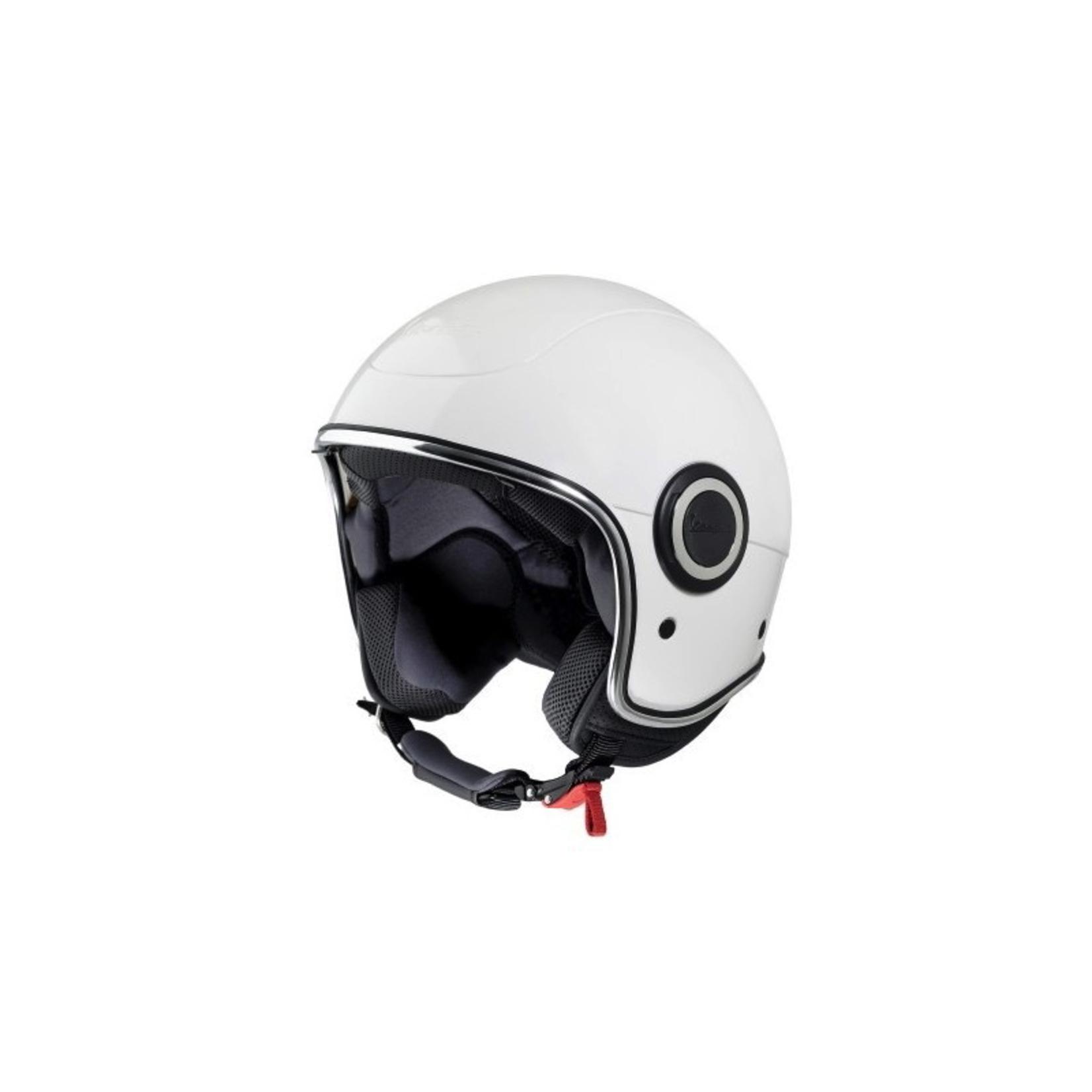 Apparel Helmet, Vespa VJ1 White Gloss
