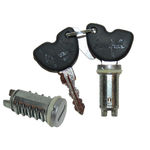 Parts Lock Set, LX50/Vespa S 50/150 (2 Cylinders for Ignition and seat) 573512