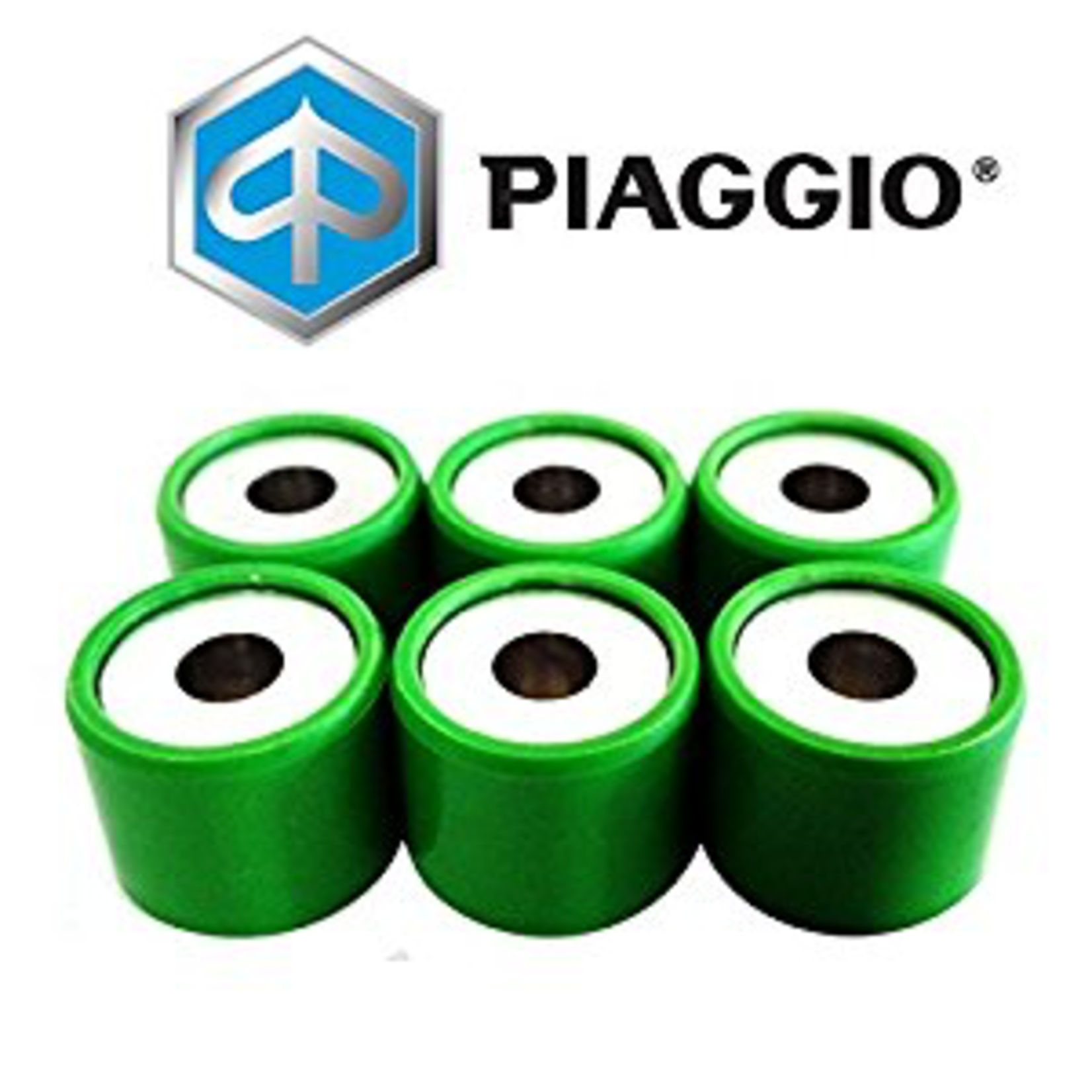 Parts Rollers, Clutch Kit BV250/GTS/MP3 (Package of 6)
