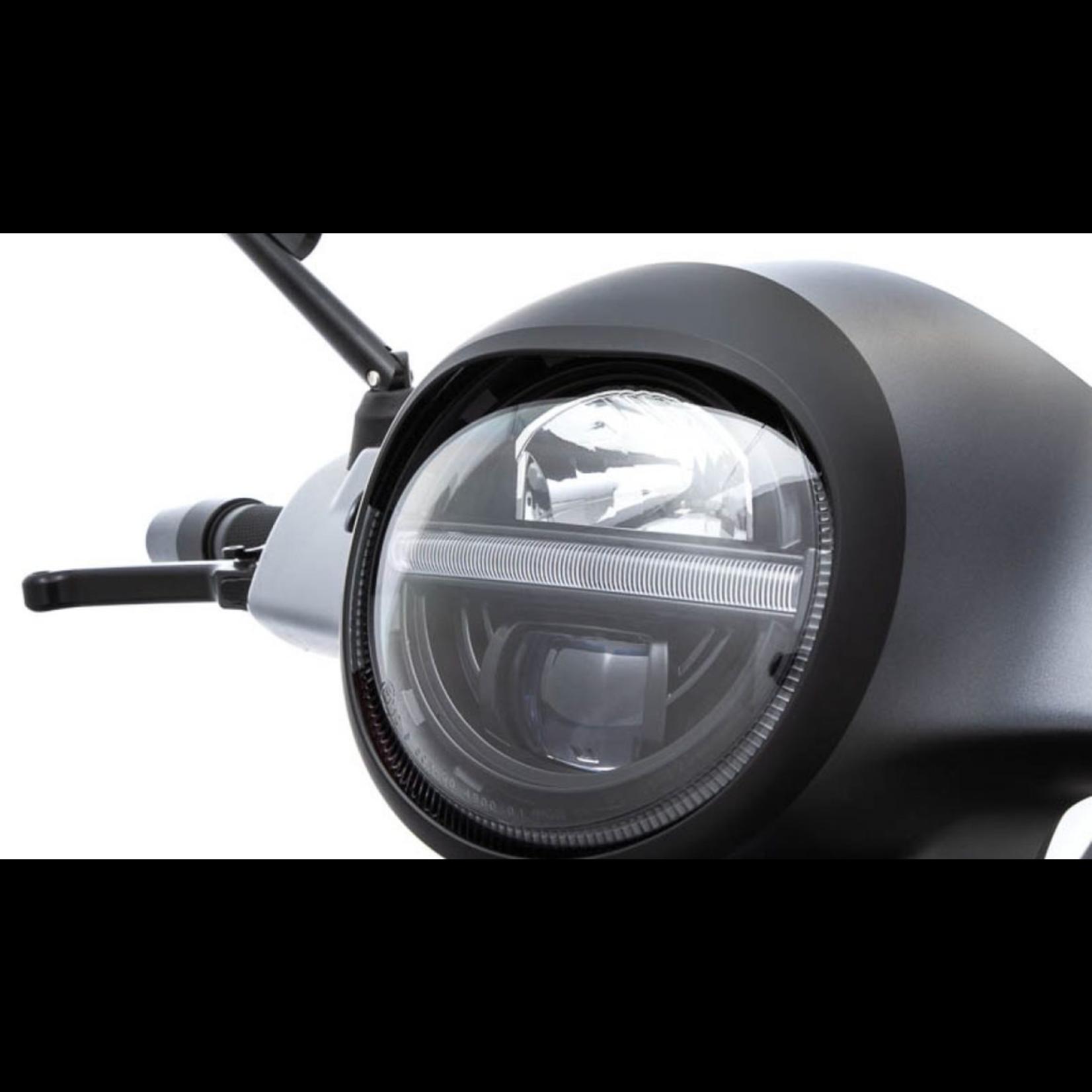Parts Headlamp Assembly, GTS LED Black Edition