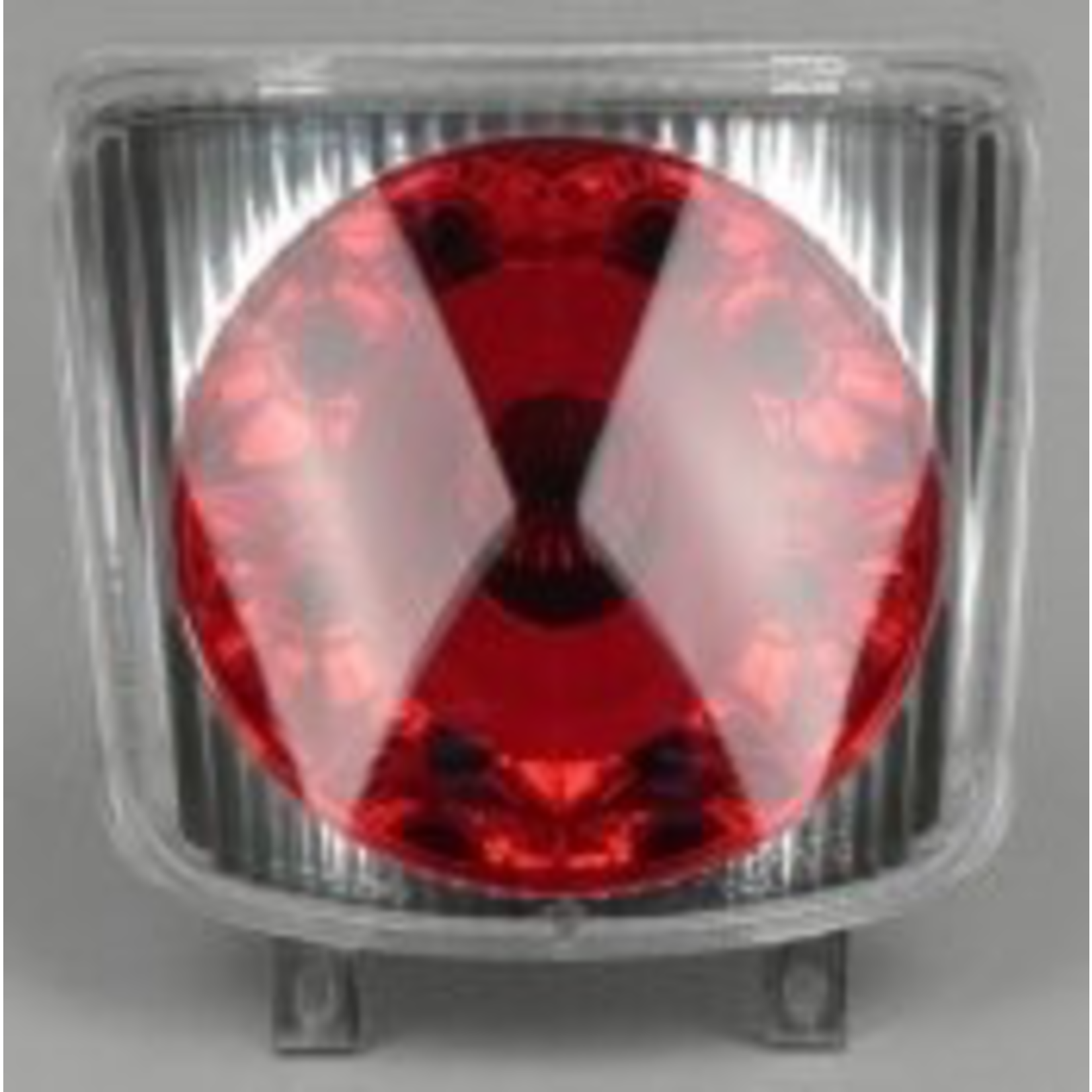 Parts Tail Lamp, GT200 Euro CLear /Red