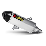 Parts Exhaust, Akrapovic BV350 Stainless