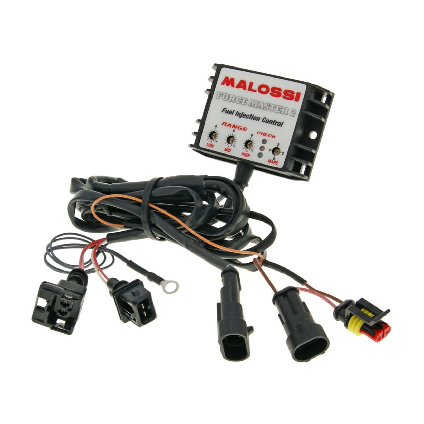 Parts Fuel Injection Module, Malossi Forcemaster 2 for GTS/V 300cc
