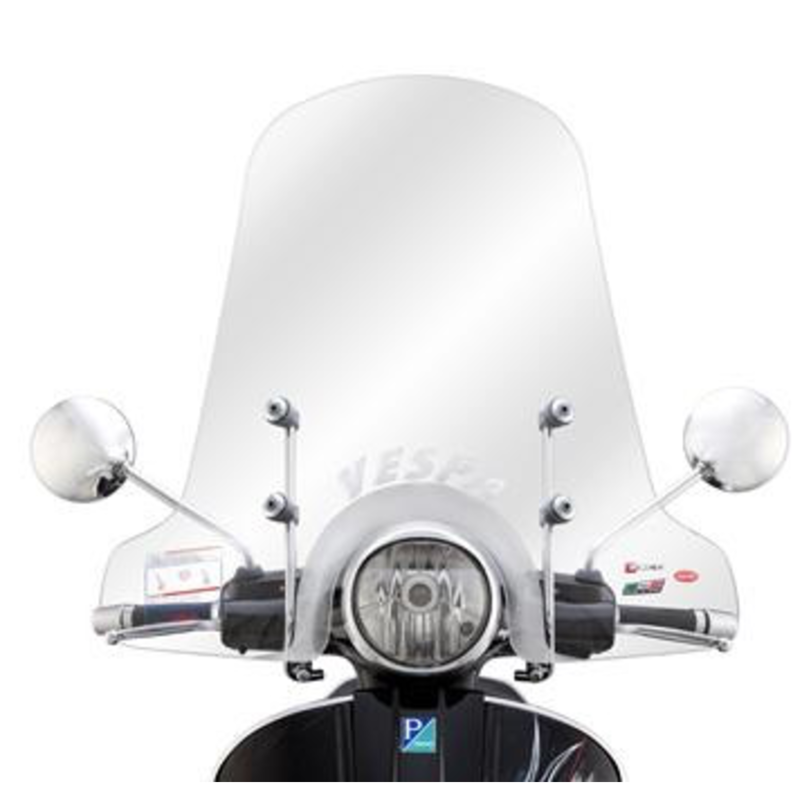 Accessories Windshield, Tall Clear FACO LX/GT/GTS