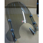 Accessories Windshield, FACO/Malossi Smoked GT/GTS