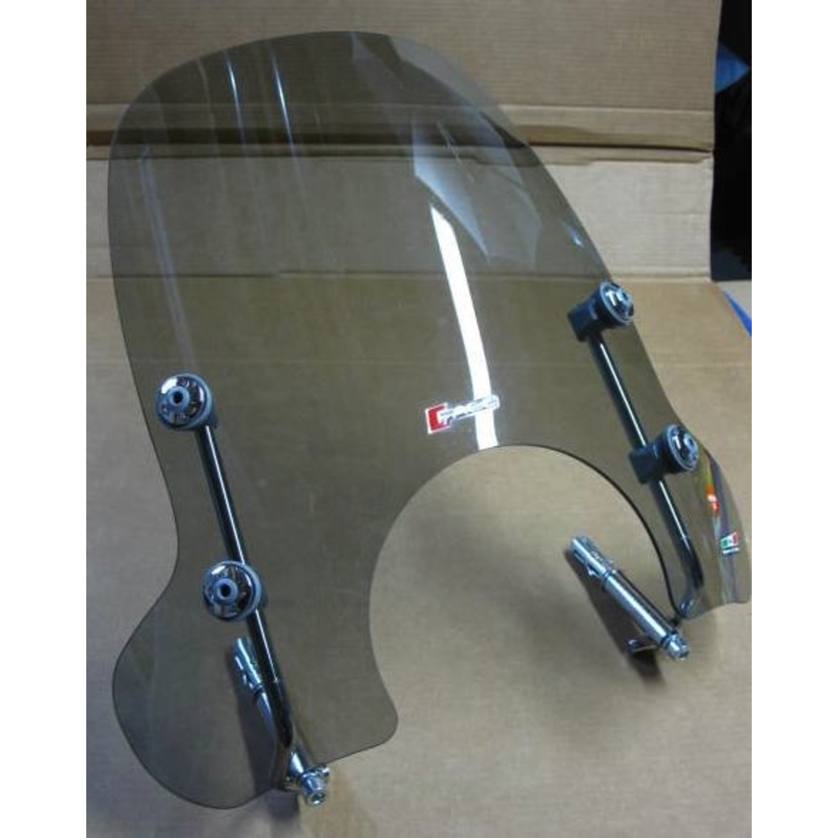Accessories Windshield, FACO/Malossi Smoked GT/GTS