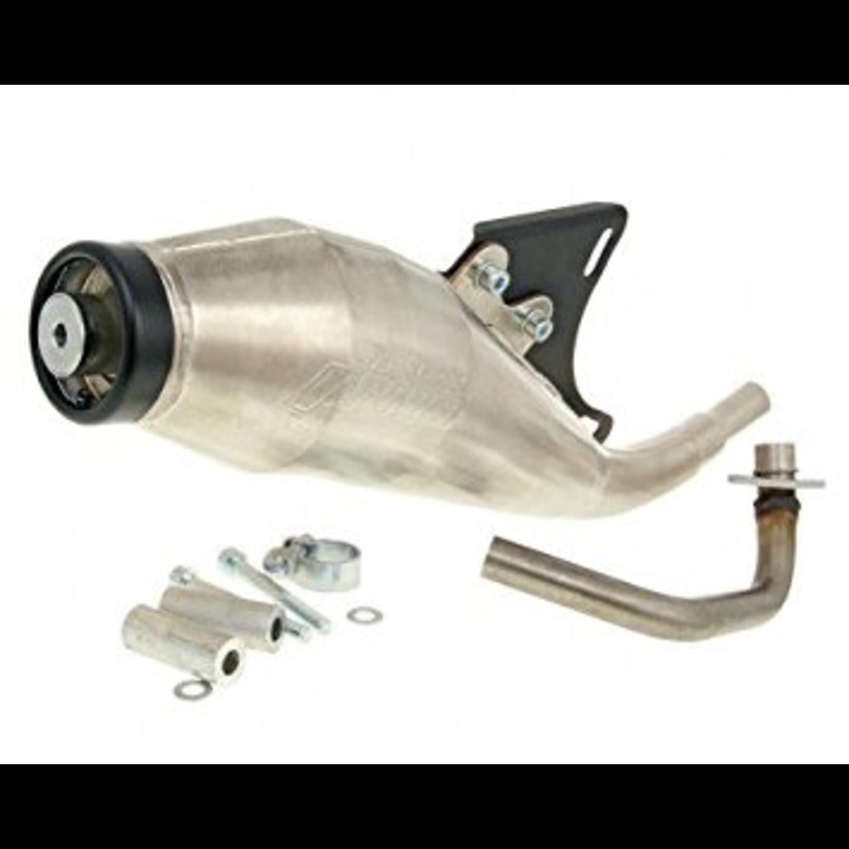 Parts Exhaust, TECNIGAS GP4 -50/4V