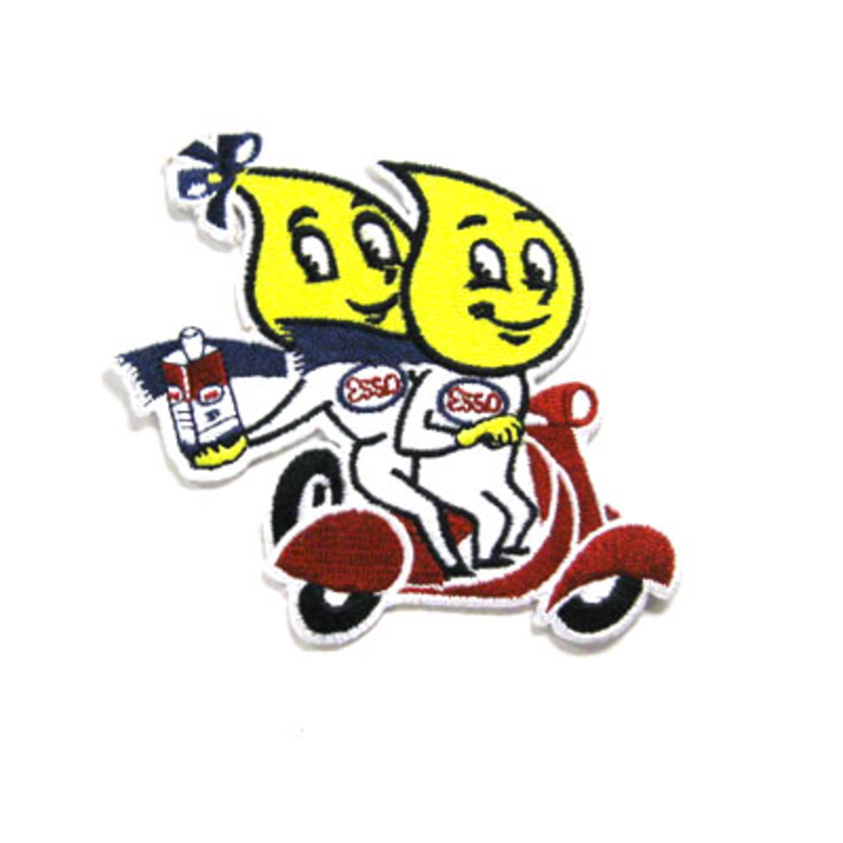 Lifestyle Patch, Esso Scooter