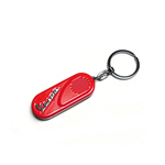 Lifestyle Keychain, Vespa Side Panel Red