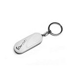 Lifestyle Keychain, Vespa Side Panel White