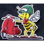 Lifestyle Patch, Vespa Waspe