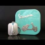 Lifestyle Keychain, Vespa Legshield Grey