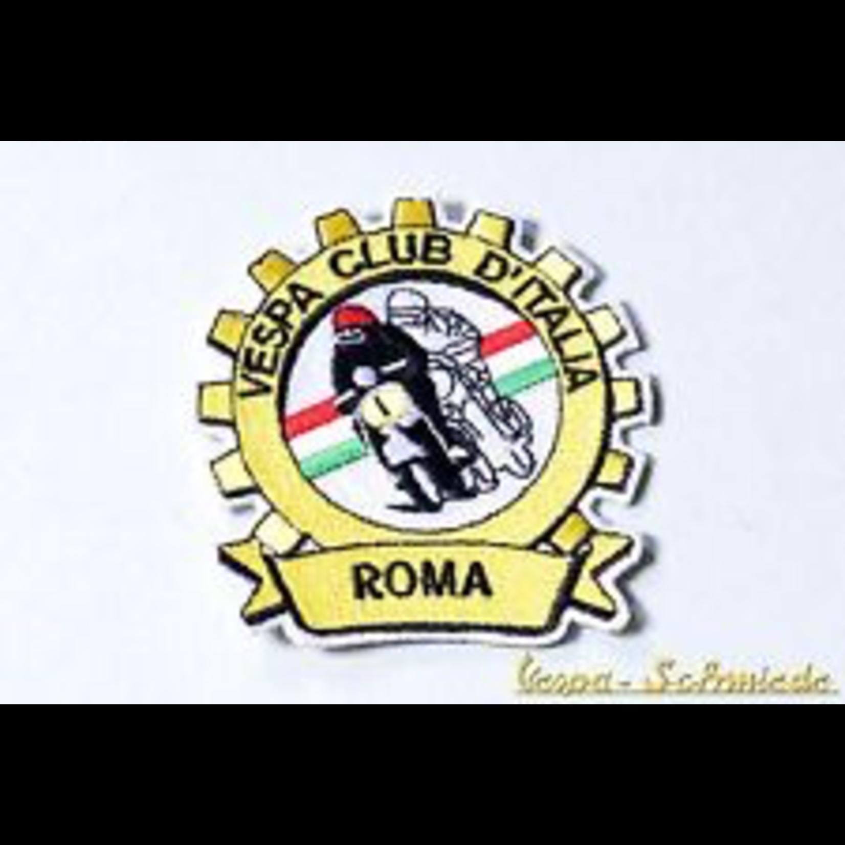 Lifestyle Patch, Vespa Club of Roma