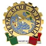 "Lifestyle Badge, ""Vespa Club Italia"" Premium"