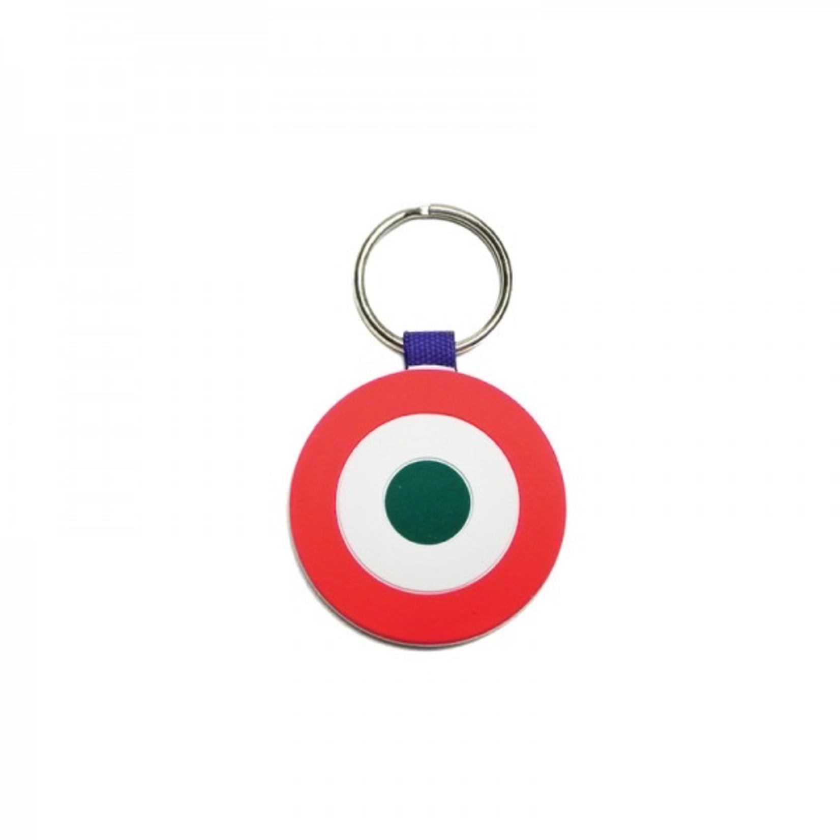 Lifestyle Keychain, Vespa Target White