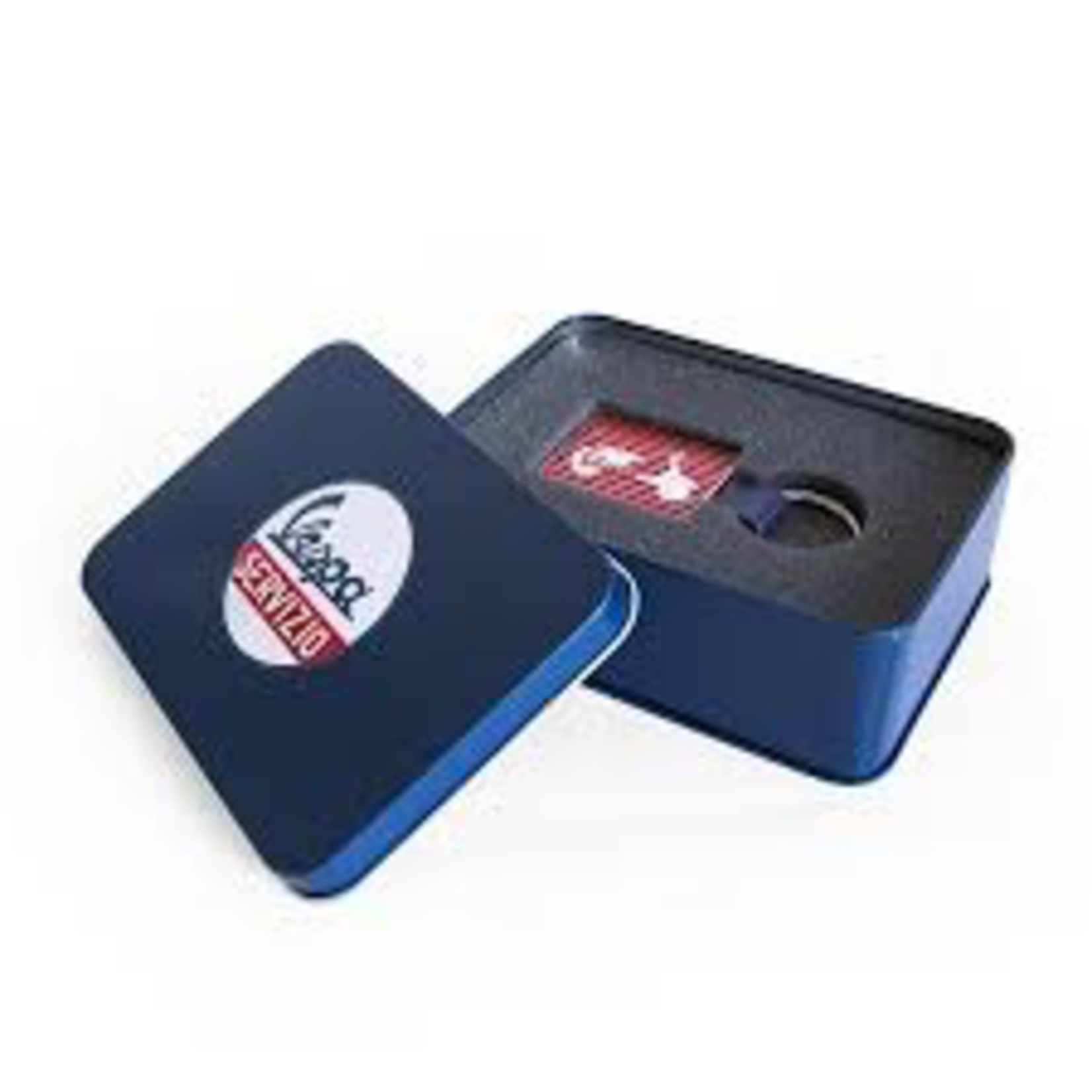 Lifestyle Keychain, Vespa Red Gift Case
