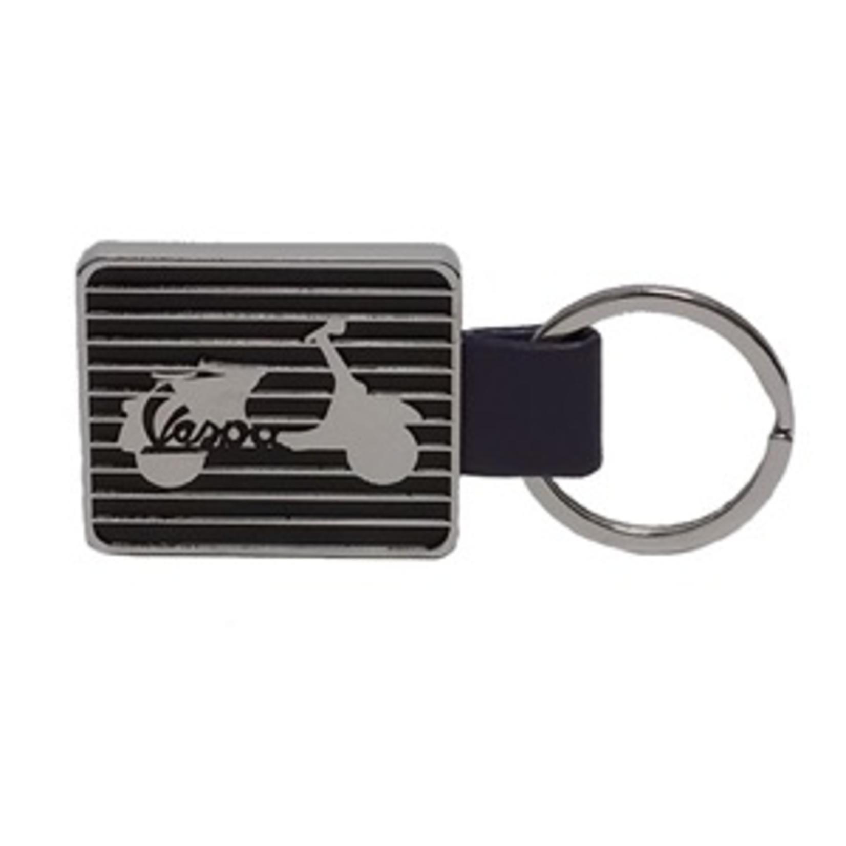 Lifestyle Keychain, Vespa Black Gift Case