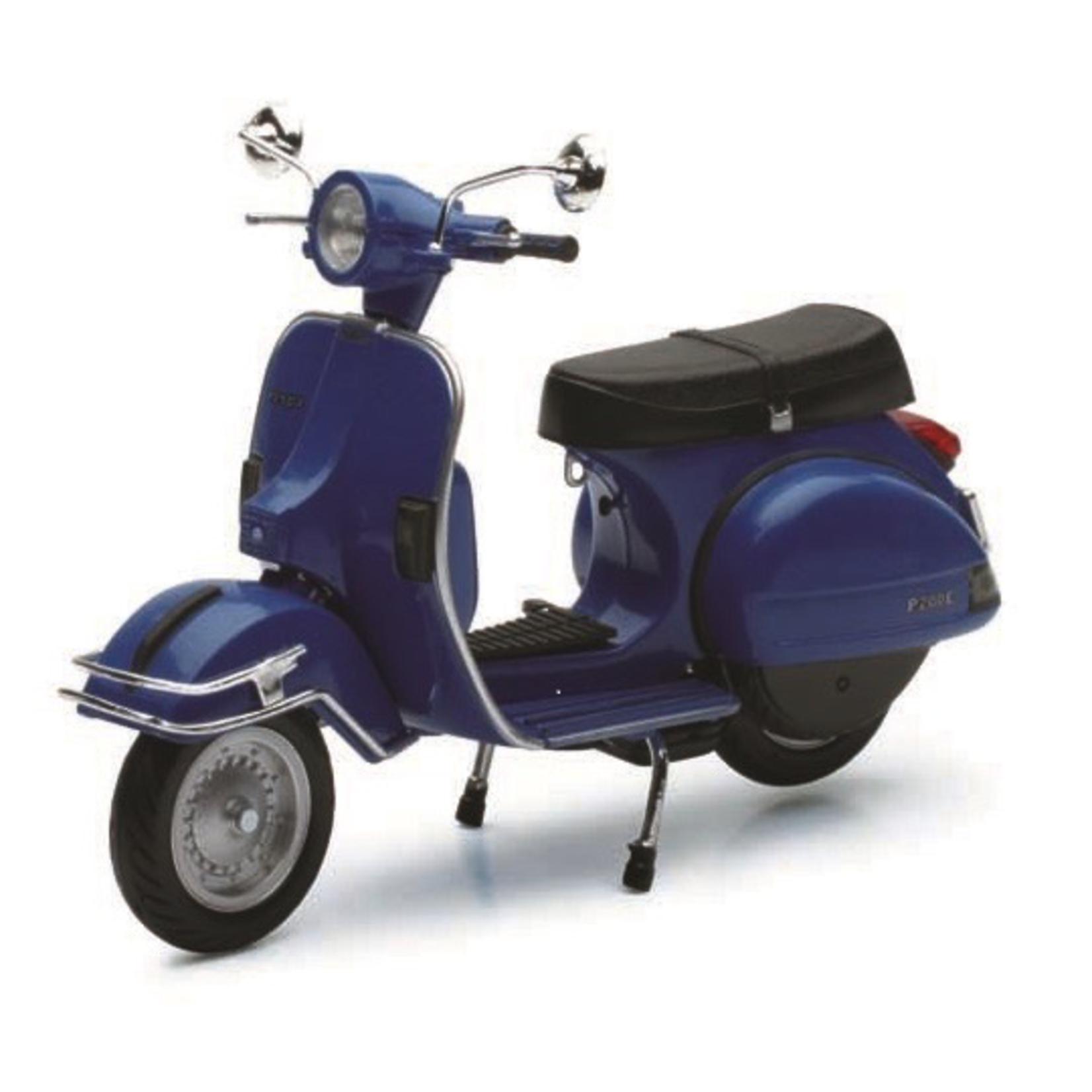 Lifestyle Toy, 1978 Vespa P200E 1:12 Blue