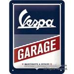 Lifestyle Sign, Vespa Garage 15 x 20 cm