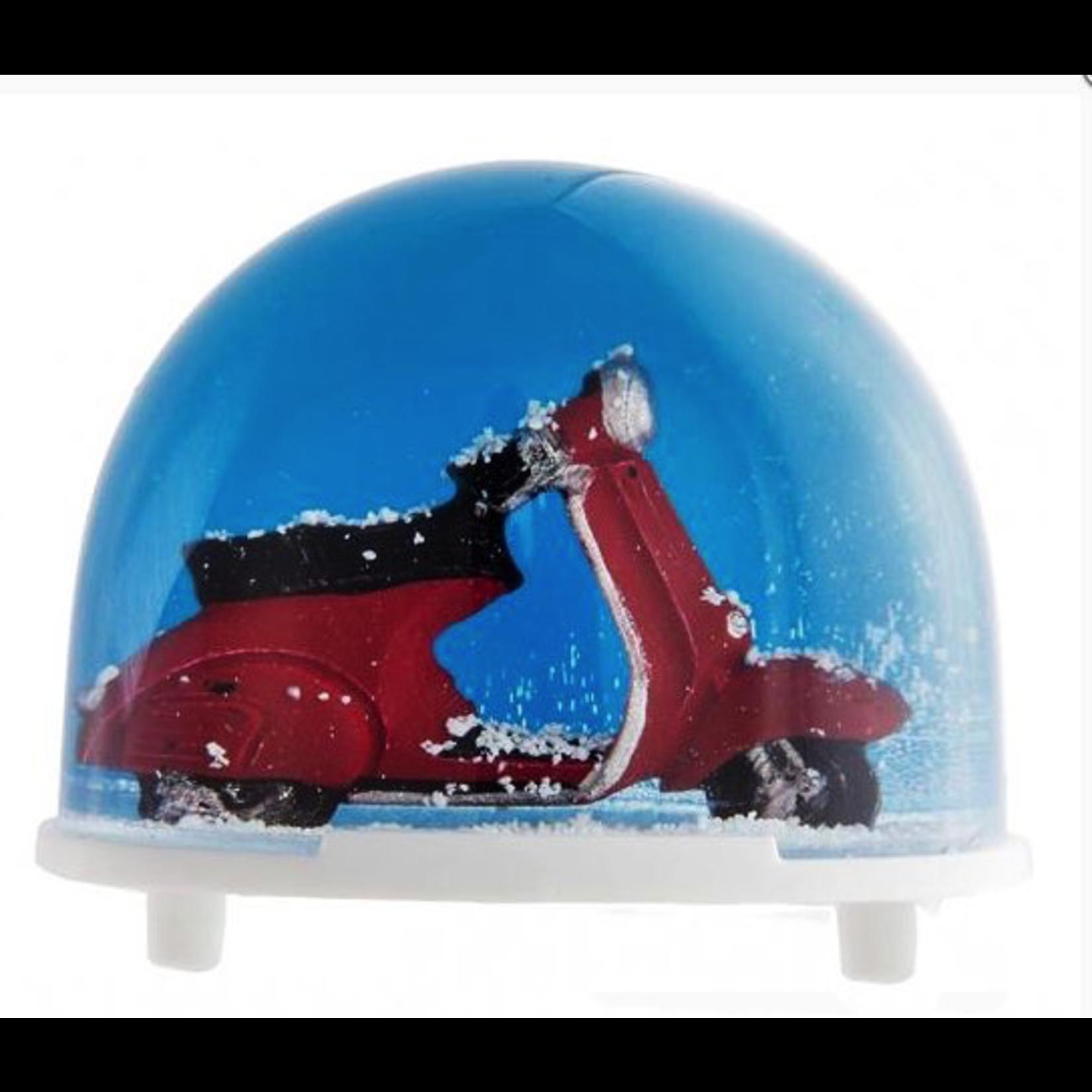 Lifestyle Snow Globe, Vespa