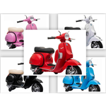 Lifestyle Kids 12V Vespa PX Scooter (5 Colour Options)