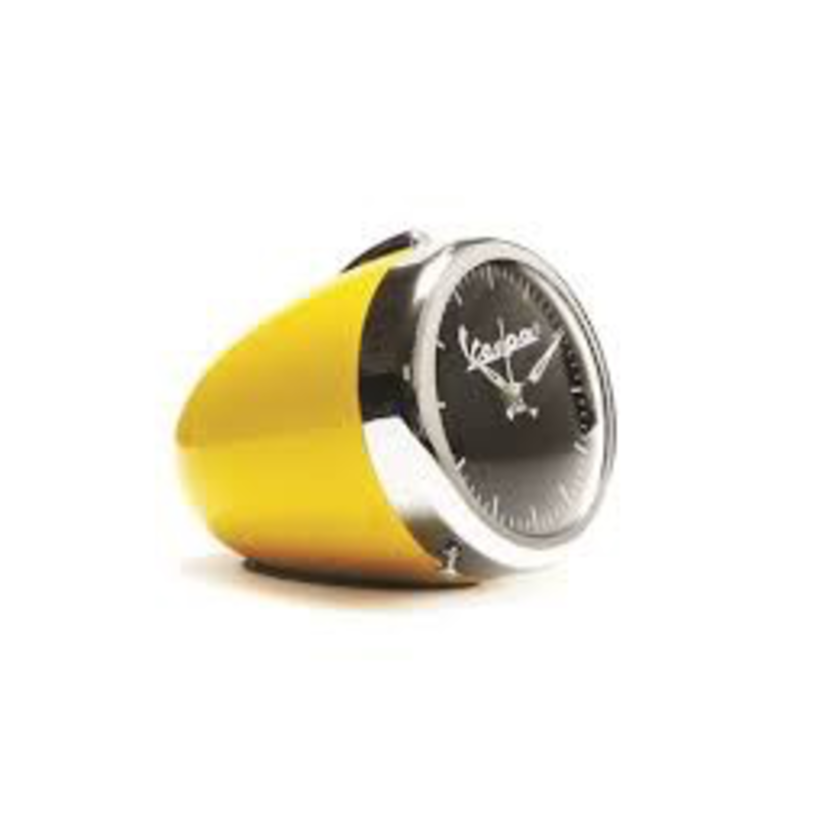 Lifestyle Alarm Clock, Vespa Fenderlight Yellow 70mm