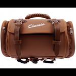 Accessories Top Case Bag, Brown Canvas 35ltr Classic