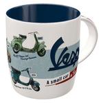 Lifestyle Mug, Vespa Model Chart Ceramic